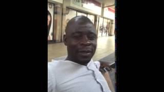 African brother speaking gujarati