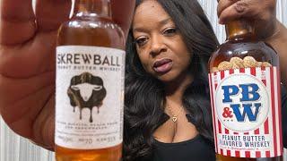 Peanut Butter Whiskey | PB&W Brand | SkrewBall | Adult Beverage