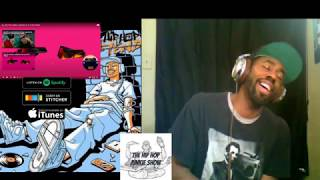 Run The Jewels - goonies vs. E.T. (Art Video) LISTENING PARTY!!!! REACTION!!!!