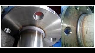 Automatic steep pipe welding machine mig welding pipe flange youtube video