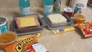 Lunch Box Ideas Real Lunches Back to School lunches #4