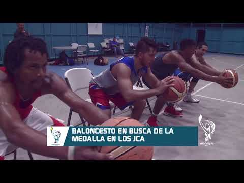 BALONCESTO EN BUSCA DE LA MEDALLA DE ORO EN LOS JCA 2017