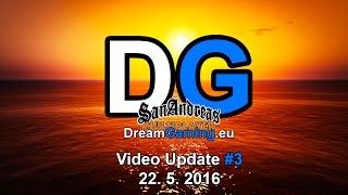 Video Preview [SA - MP] DreamGaming.eu - XP Booster, Nastavení (Video update #3)