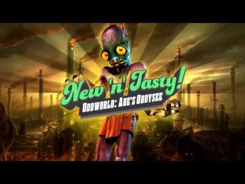 Oddworld: New 'n' Tasty Video