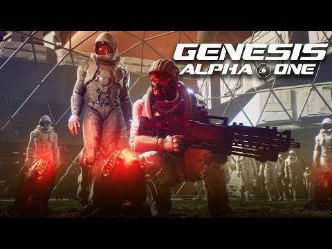 Genesis Alpha One - Planetary Landing Trailer (Steam, PlayStation 4, Xbox One) thumbnail