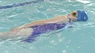 How to Teach Back Stroke to Young Swimmers