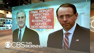 Mueller report: What to expect when special counsel submits it to AG