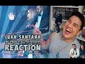 Luan Santana - MC Lençol e DJ Travesseiro REACTION