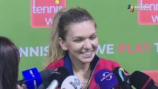 Tenis: Simona Halep - Mai vreau să joc 2-3 ani, îmi doresc să mai ajung în top 10
