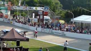 preview picture of video 'Teamsprint Junioren Deutsche Meisterschaft 2013 Finale'