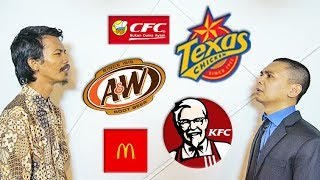 Video Fried Chicken War! Finding the most Delicious! MP3, 3GP, MP4, WEBM, AVI, FLV September 2019
