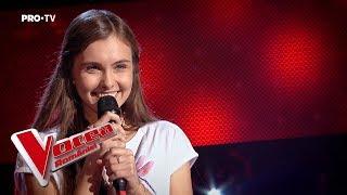 Gabriela Munteanu - Bolnavi amândoi | Auditiile pe nevazute | Vocea Romaniei 2018