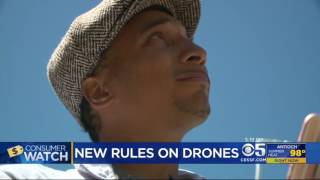 FAA Approves New Laws For Commercial Drone Use