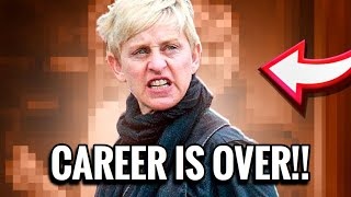 Ellen DeGeneres Career Is Over!!! **shocking New Evidence**