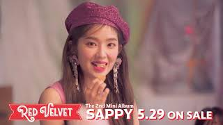 Red Velvet  JAPAN 2nd Mini Album『SAPPY』Teaser#1   SAPPY Version