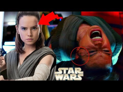 The Last Jedi MAJOR Snoke and Rey Spoiler Spotted! – Star Wars Explained