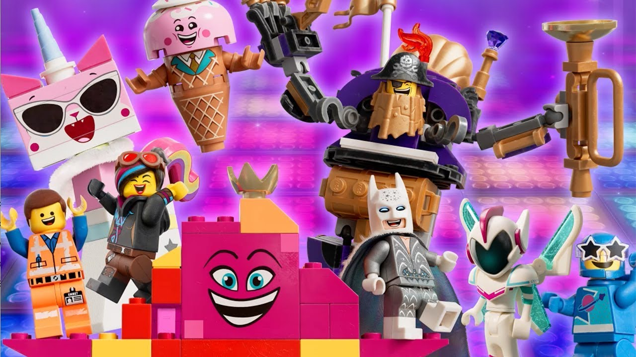 The Song That Will Get Stuck Inside Your HeadThe LEGO Movie 2: The Second Part - The Song That Will Get Stuck Inside Your Head