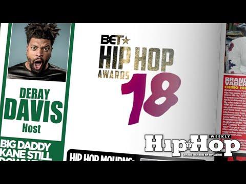 BET Hip Hop Awards 2018 Recap: Part 1(Shot By @SOGORILLAFILMS)