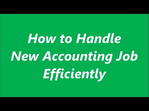 , title : 'How to Handle New Accounting Job | Roles and Responsibilities of Accountant