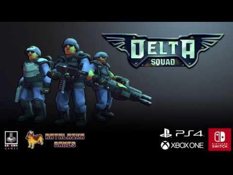 Delta Squad - Launch Trailer thumbnail