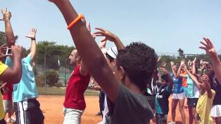 Mouratoglou Tennis Academy video at Youtube