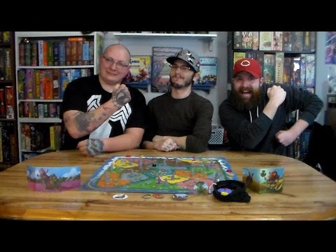 Korrigans review with Game Vine