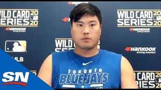 Hyun Jin Ryu Looks Back At Unusual Season As 'One To Remember'