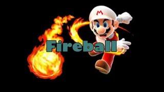 Fireball  -Mario Bros