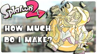 How Much Do I Make? How to Deal With Stress? ~ Splatoon 2 AMA