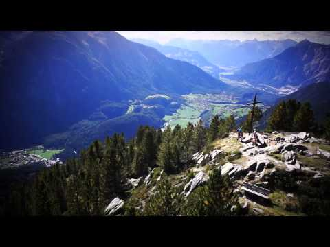 Sommerurlaub im Ötztal, dem Höhepunkt Tirols