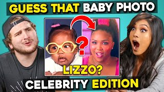 Can YOU Guess That Celebrity's Baby Photo?
