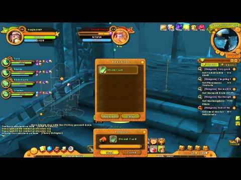 Ragnarok Online 2 : Sea God Instance