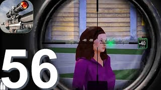 Sniper 3D Gun Shooter: Free Elite Shooting Games - Gameplay Walkthrough Part 56 (Android, iOS)