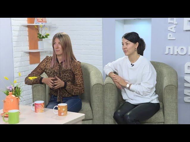 Ксения Пилипенко и Светлана Ходоева