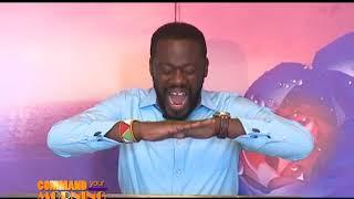 Command Your Morning - Joseph Omondi - Gift of presence