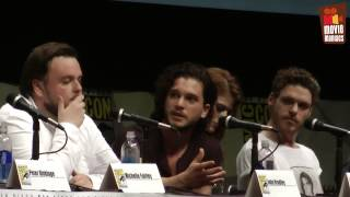 Game Of Thrones   Comic Con Panel (2013)