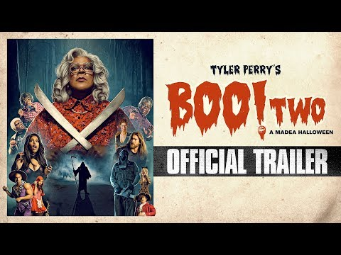 New Official Trailer for Boo 2! A Madea Halloween