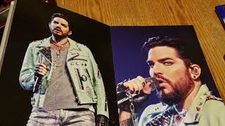 2018 Queen + Adam Lambert Vegas Residency Photo Book (highlights)