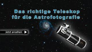 Welches Teleskop kaufen?