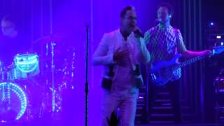 """""""Get Right Back"""" Fitz and the Tantrums@The Fillmore Philadelphia 11/12/16"""