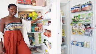 Our NEW Freezer Tour! (Tips On What To Freeze) + My New Channel