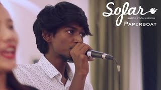 Paperboat on Sofar Sounds, Delhi (Killing Me Slow) - rahulrajkhowa