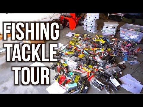 TACKLE ORGANIZATION DAY! –  All My Bass Fishing Gear 2016