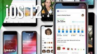 iOS 12, cómo ACTUALIZAR SIN PROBLEMAS e instalar desde cero