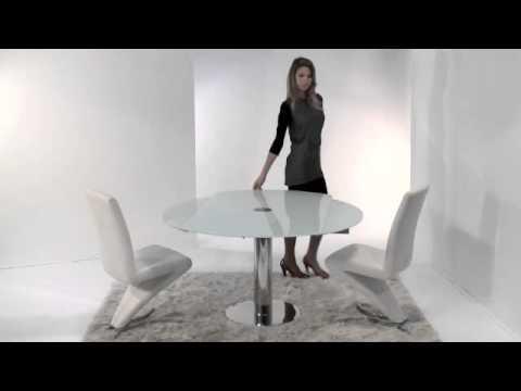 Mesa extensible Alba de Schuller / Extensible table Alba from Schuller