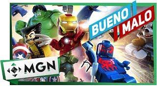 LEGO MARVEL SUPER HEROES 2: LO BUENO Y LO MALO (Análisis y reseña) | MGN