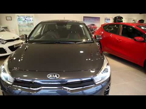 New Kia Rio Highlights