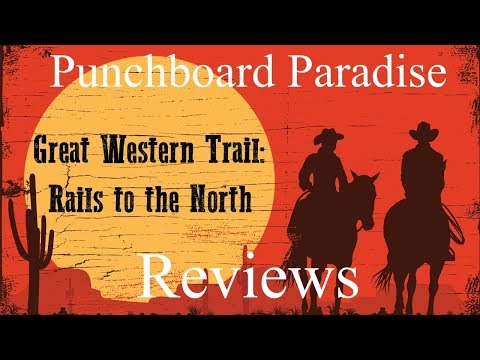 Great Western Trail: Rails to the North Review
