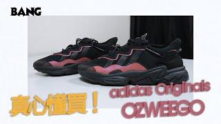 BANG 開箱|adidas Originals OZWEEGO / HAIWEE