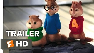 Alvin and the Chipmunks: The Road Chip TRAILER 1 (2015) - Bella Thorne, Kaley Cuoco Movie High Quality Mp3